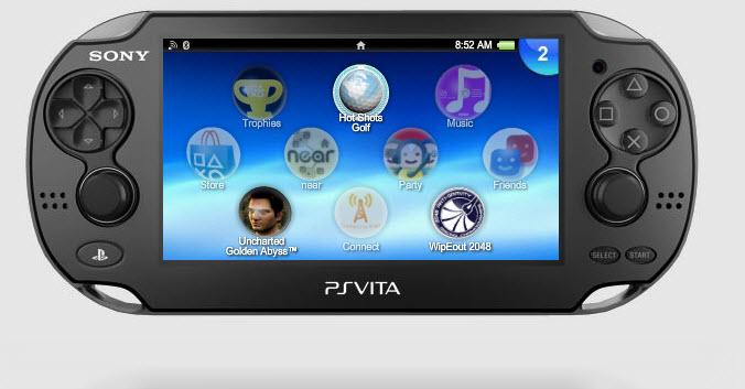 Игровые приставки - ...PS 3, Xbox 360 и PlayStation Vita...