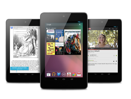 Google's Nexus 7 Costs Only $152