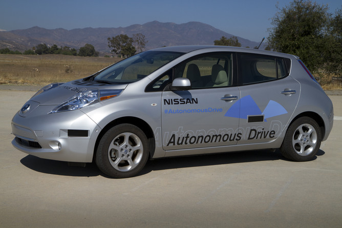 Nissan_Autonomous_Driving