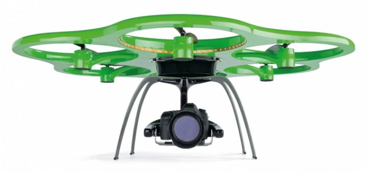 Cooliris, Aibotix Brings Drone Photography To Consumers
