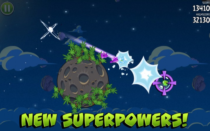Angry Birds Space To Get More Free Updates