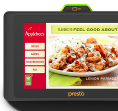 Applebee's Deploying 100,000 Tablets In Restaurants
