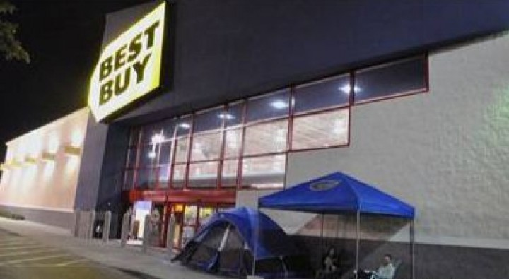 Best Buy CFO Quits
