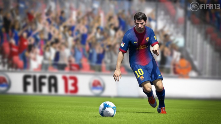 Electronic Arts Launches FIFA Soccer 13