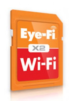 Eye-Fi Raises $20 Million In Series D Round