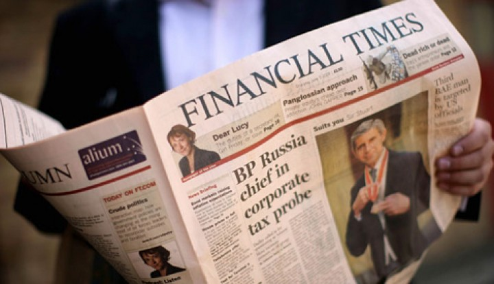 FT Digital Subscriptions Surpass Print