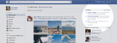 Facebook Newsfeed To Show Trending Topics In Personalized List