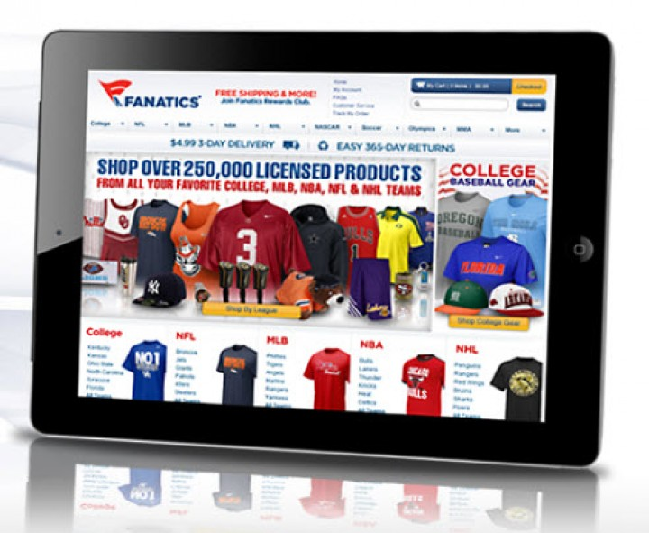 Fanatics Closes $150M Equity Investment