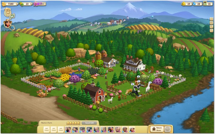 Zynga Releases Sequel To FarmVille