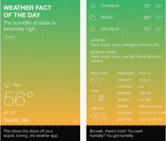 Funny Or Die Launches Free Weather App