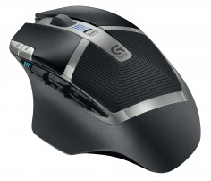 Logitech Launches New Mouse With 250 Hours Game Play