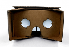 Google Uses Cardboard To Bring Virtual Reality To All