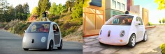 Google Building Its Own Self-Driven Cars