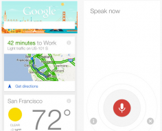 The Difference Between Siri, Google Now?