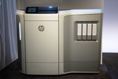 HP Gets Into 3D Printing