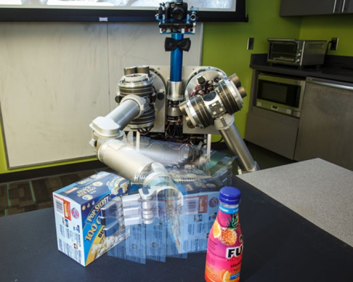 Carnegie Mellon Robot Uses Non-Visual Data To Identify Objects