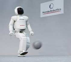 Honda To Introduce New Version Of Asimo Humanoid Robot
