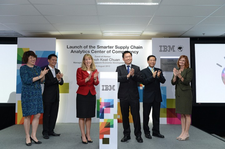 IBM, Singapore EDB To Launch Supply Chain Center