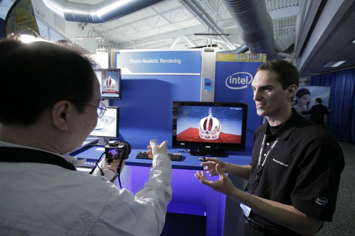 Intel Pays InterDigital $375M For Patents