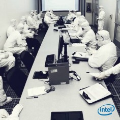 Intel Elects Five New Corporate VPs