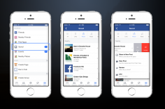 Facebook Lets Users Save Items For Reading Later