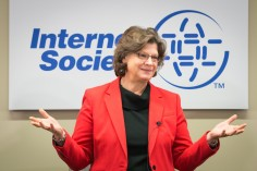 Internet Society Names Kathryn Brown CEO
