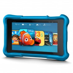 Amazon Launches Fire HD Tablets For Children