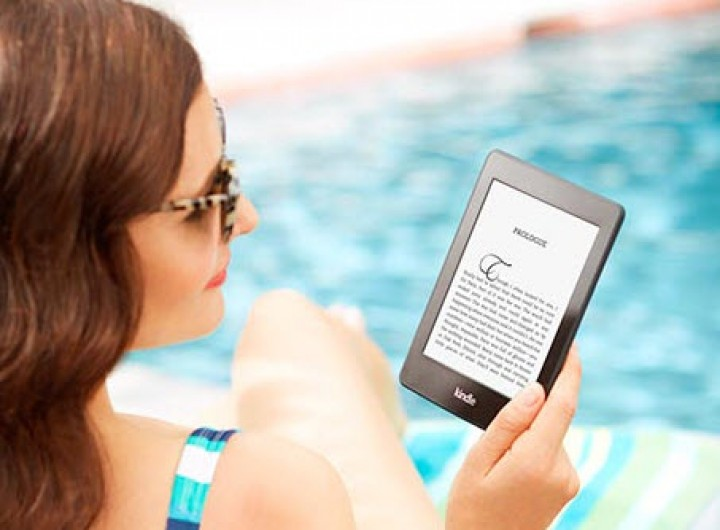 Amazon Launches The Kindle Paperwhite