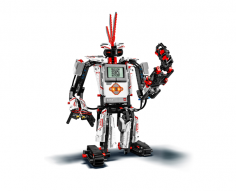 Texas Instruments Processors Powering Lego Mindstorm EV3 Robotics