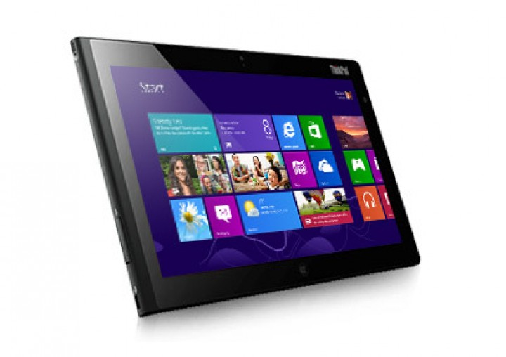 Lenovo Unveils ThinkPad Tablet 2 For Windows 8