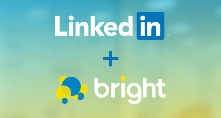 LinkedIn Buys Bright For $120M