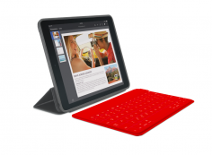 Logitech Unveils New Keyboard For IPads