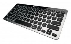 Logitech Unveils Keyboard, Trackpad For Macs