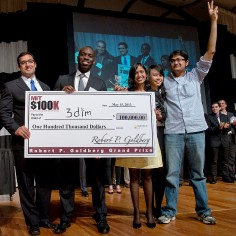 3dim Wins MIT Prize For 3D-Gesture Recognition On Mobile Devices