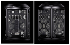 New Cylindrical Mac Pro Desktops Can Support Up To 36 Peripherals