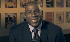 NBA Legend Earvin Magic Johnson Joining Square Board