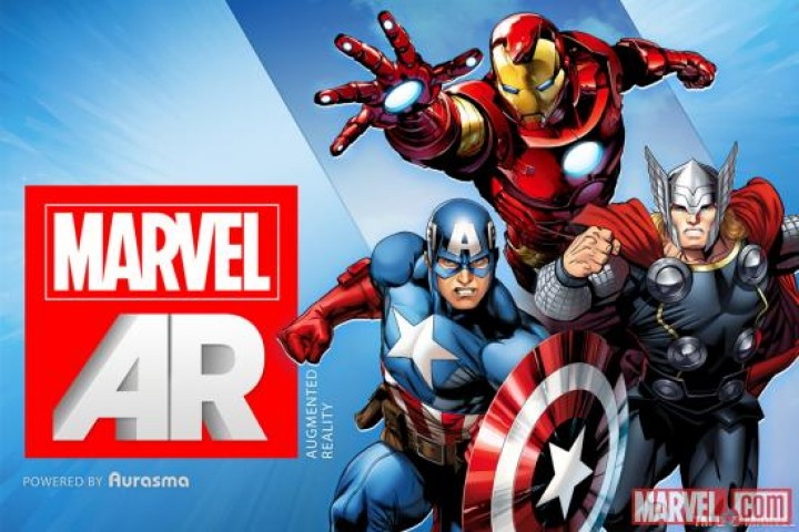 Infinite Comics, Augmented Reality Coming To Marvel