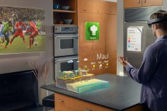 Microsoft Unveils Windows Holographics, HoloLens Headets