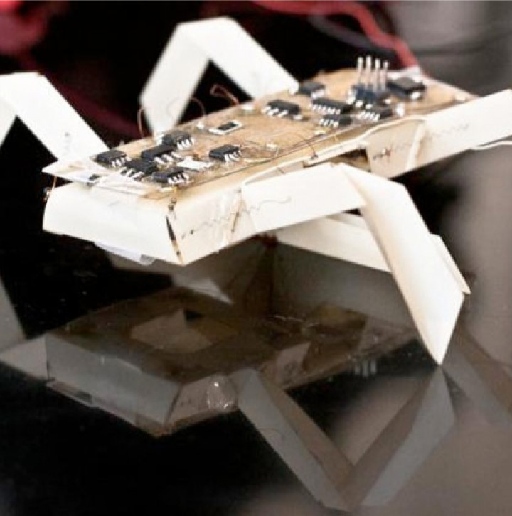 NSF Grants $10M For Printed Robots Project