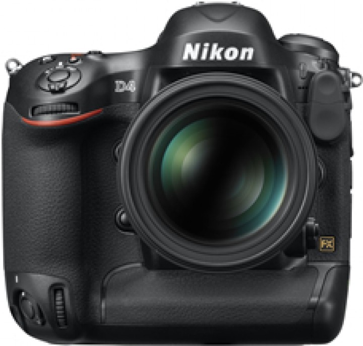 Nikon Launches D4 Flagship Digital SLR Cameras