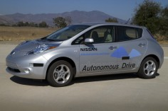 Nissan To Sell  Autonomous Cars By 2020