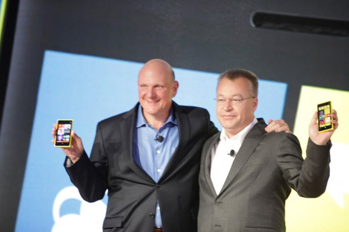 Nokia Unveils Its First Windows Phone 8 Devices