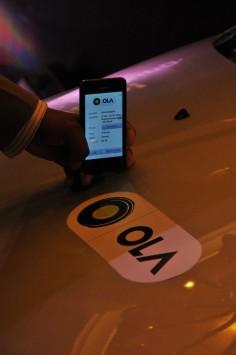 Ola Cabs Raises $210M