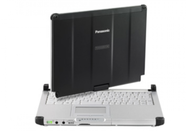 Panasonic Introduces Semi-Rugged Convertible Windows 8 Tablet PC