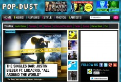 Music Website Popdust Raises $4.5M