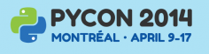 PyCon 2014 Opens Registration