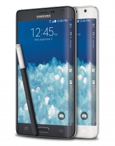 Galaxy Note Edge Available Mid-November