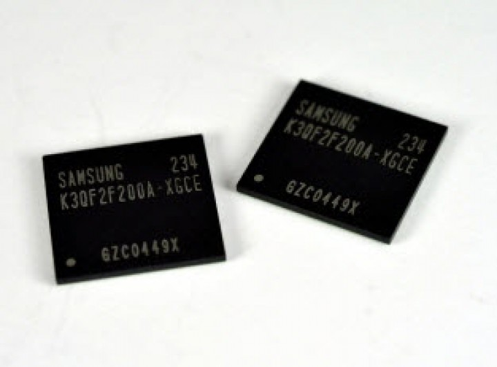 Samsung Begins LPDDR3 Memory Mass Production