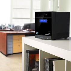 Seagate Launches Windows Server 4-Bay NAS
