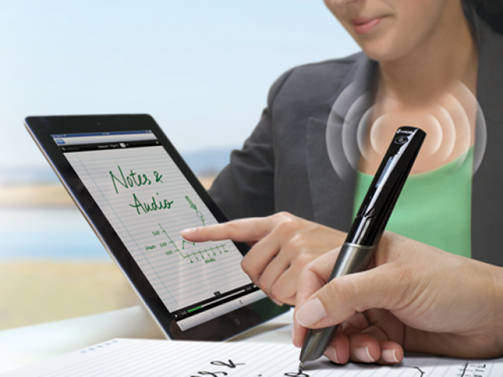 Livescribe, Evernote Develop WiFi Smartpen